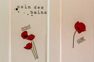Chambre Coquelicot © Francis Manguy